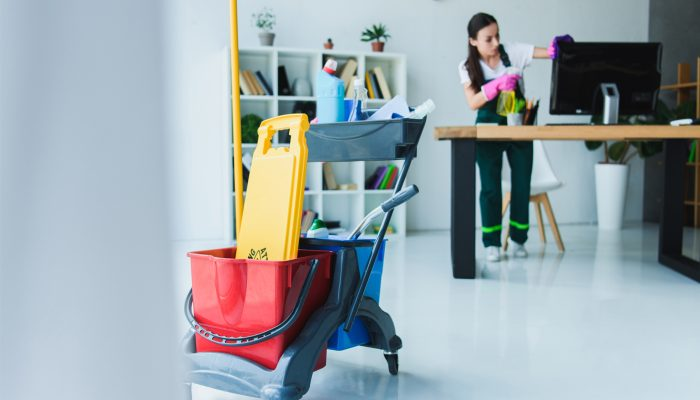 Be Concerned With Your Office Cleanliness!